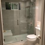 Complete bathroom renovation in Petaluma, Ca.